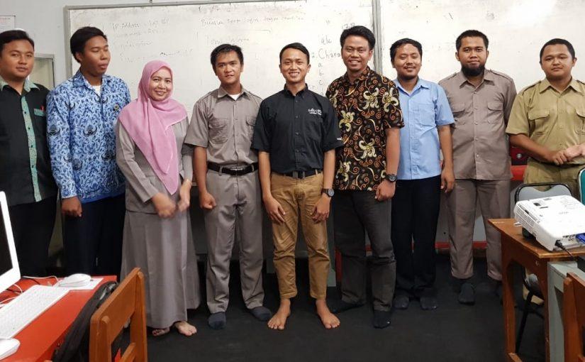 Insyaallah : Segera Launching Mikrotik Academy SMK Muhammadiyah Purwodadi